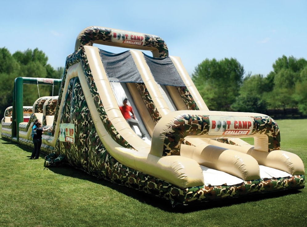 inflatable-bounce-boot-camp-slide-arizona