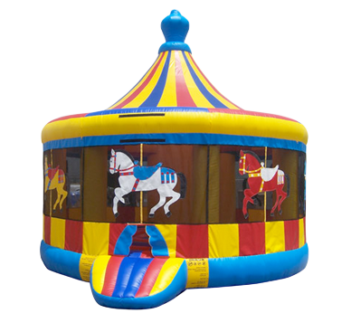 carousel-bounce-house-arizona