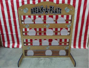 break-a-plate-game-rental-arizona