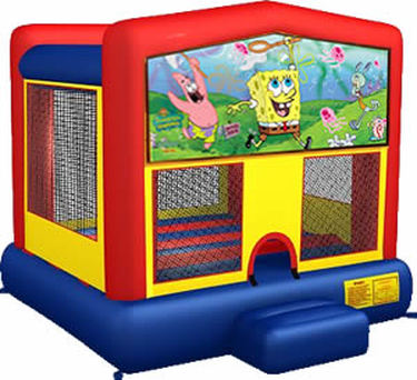 sponge-bob-bounce-house-arizona