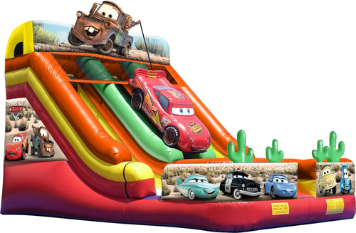 inflatable-cars-slide-bounce-rental-arizona