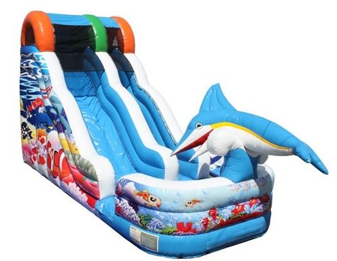 ocean-water-slide-inflatable-bounce-house-arizona